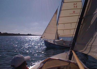 sailing and rowing boats