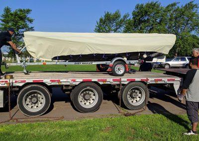 trailerable sailboats
