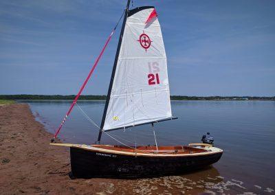 Shallow draft NorseBoat 12.5